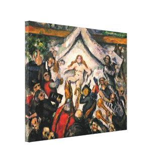 Paul Cezanne - le féminin éternel Toiles
