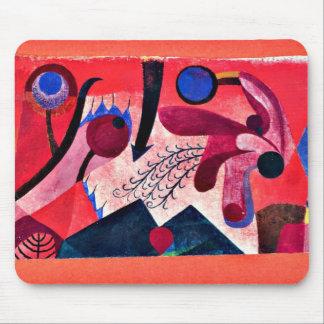 Paul Klee : Baies toxiques Tapis De Souris