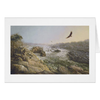 "Paul McGehee ""Great Falls carte de Potomac"""