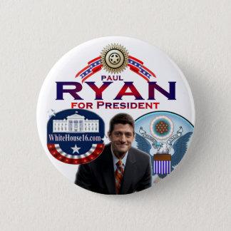 Paul Ryan pour le Président Button Badges