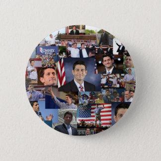 Paul Ryan VP républicain Badge