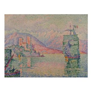 Paul Signac- Antibes, même Cartes Postales