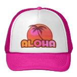 Paume de rose Aloha Casquettes De Camionneur