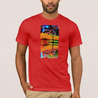 Paumes par réflexion t-shirt