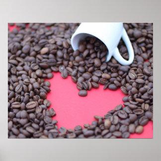 Pause café poster