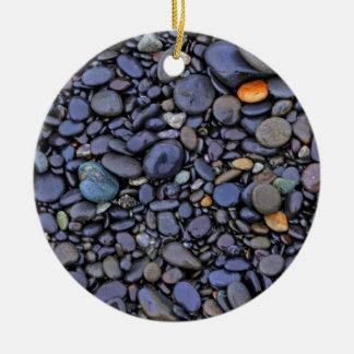 Pavés de plage décoration pour sapin de noël