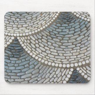 Pavés en pierre tapis de souris