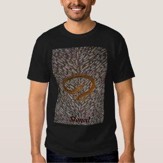 pavés et serpent et 'Stoned T-shirts