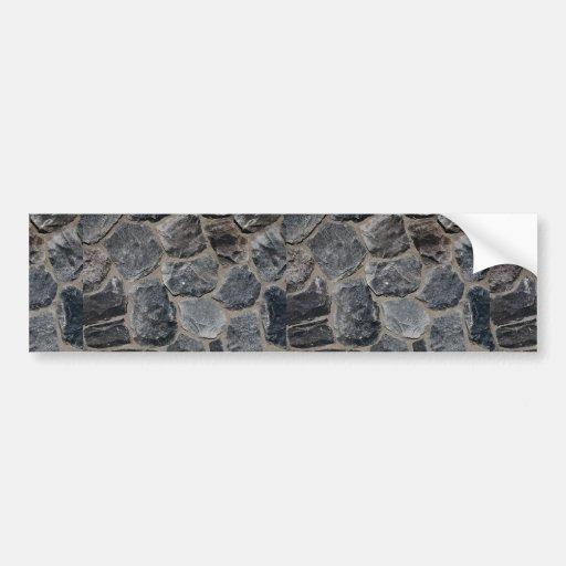Pavés gris-foncé adhésif pour voiture