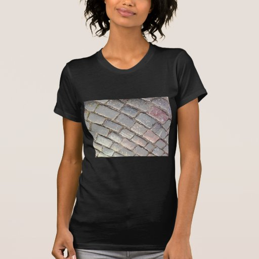 pavés posterized t-shirts