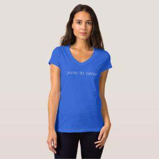pavez-le bleu t-shirt