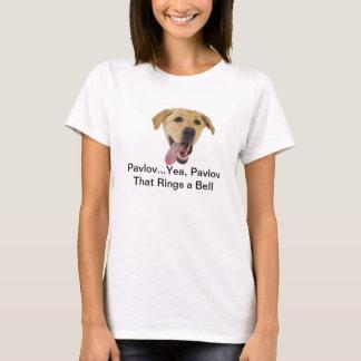Pavlov sonne une Bell T-shirt