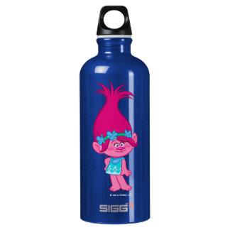 Pavot des trolls | - cheveux à rester ! bouteille d'eau en aluminium
