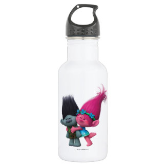 Pavot des trolls | et branche - aucun mauvais bouteille d'eau