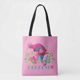 Pavot des trolls   - Hugfest Tote Bag