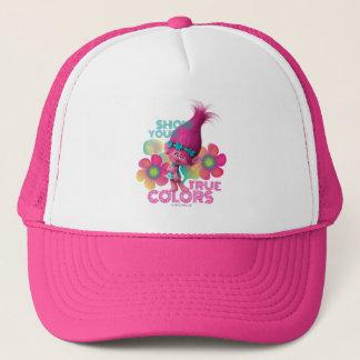 Pavot des trolls | - montrez vos couleurs vraies casquette