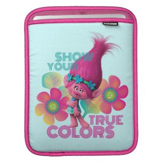 Pavot des trolls | - montrez vos couleurs vraies poches iPad