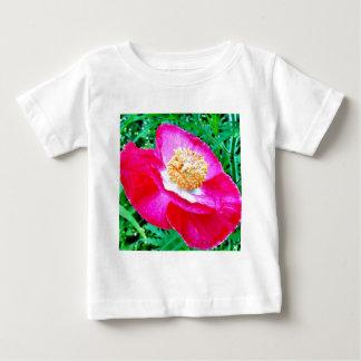 Pavot rose t-shirt