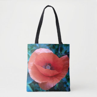 Pavot rouge sac