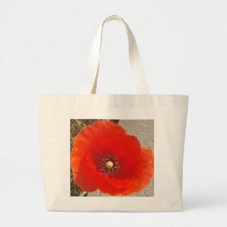 Pavot simple grand sac