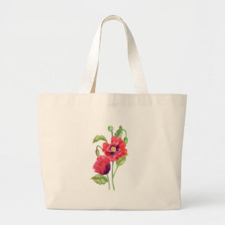 Pavots A080 Grand Tote Bag