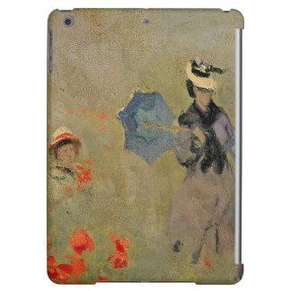 Pavots sauvages de Claude Monet |, près