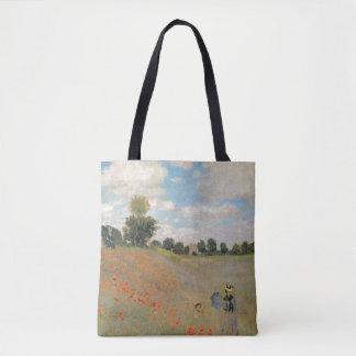Pavots sauvages de Claude Monet |, près Sac