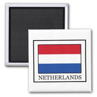 Pays-Bas Magnet Carré