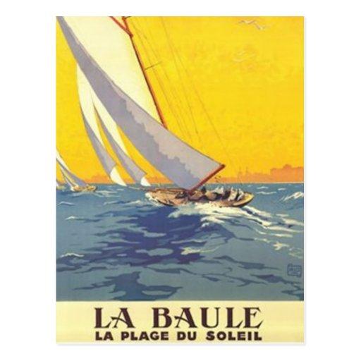 Pays de la Loire vintage, La Baule, France - Cartes Postales
