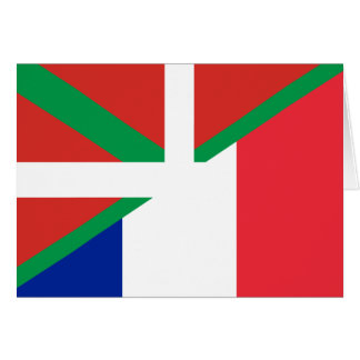 Pays et la France Basques, Hongrie Cartes De Vœux