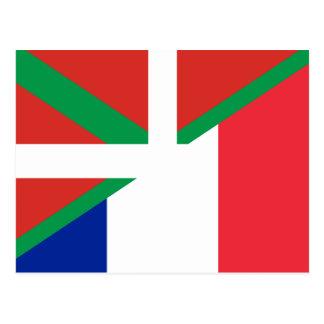 Pays et la France Basques, Hongrie Carte Postale