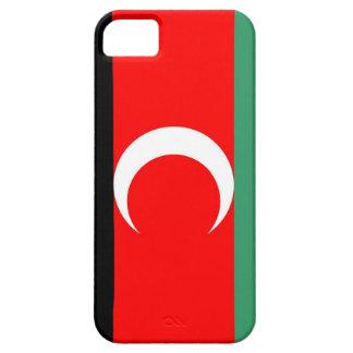 pays ethnique du Soudan de drapeau de région du iPhone 5 Case