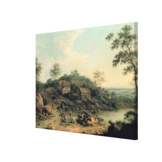 Paysage, 1758 toiles