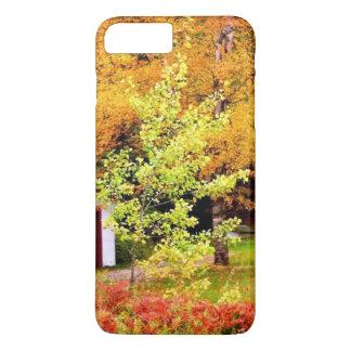 Paysage 2 d'automne coque iPhone 7 plus