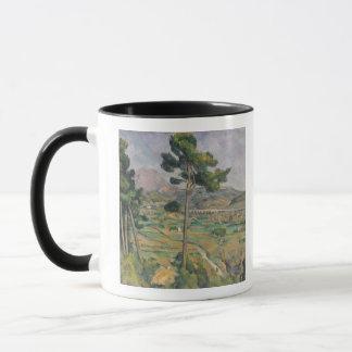Paysage avec le viaduc mug