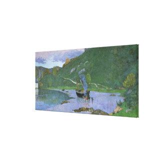 Paysage chez Pont-Aven, c.1893-94 Toiles