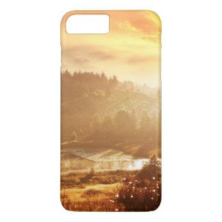 Paysage d'automne coque iPhone 7 plus