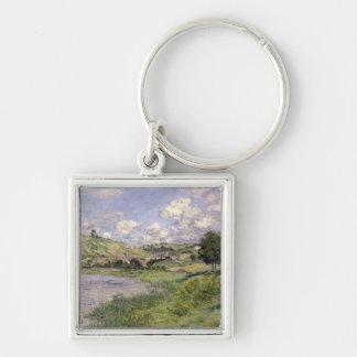 Paysage de Claude Monet |, Vetheuil, 1879 Porte-clés