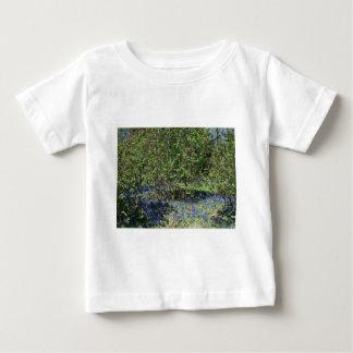 Paysage de fleur et de nature t-shirts
