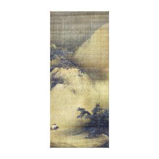 Paysage de Liang Kai Milou Toiles
