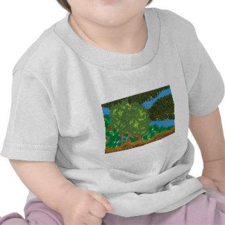 Paysage de nature t-shirts