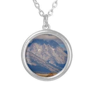 Paysage de pays de Teton Collier