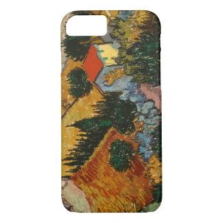 Paysage de Vincent van Gogh | avec la Chambre et Coque iPhone 7