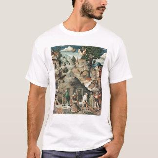 Paysage d'exploitation, 1521 t-shirt