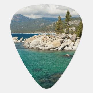 Paysage du lac Tahoe Onglet De Guitare