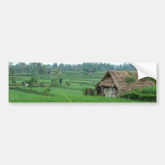 Paysage du Vietnam Autocollant De Voiture