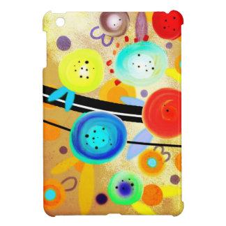 Paysage en janvier 2013 abstrait coque pour iPad mini
