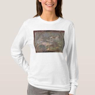 Paysage idyllique, de Herculanum, T-shirt