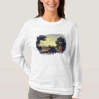 Paysage idyllique t-shirt