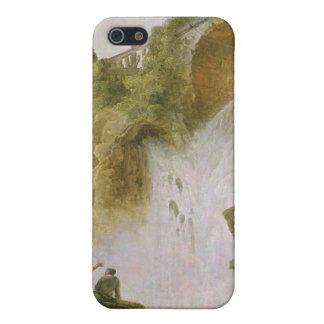 Paysage, la cascade coques iPhone 5